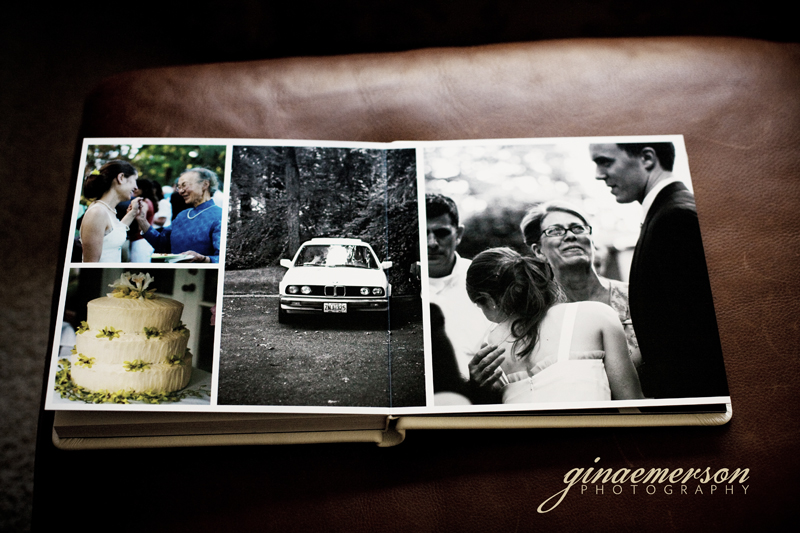 Introducing my very first KISS wedding book