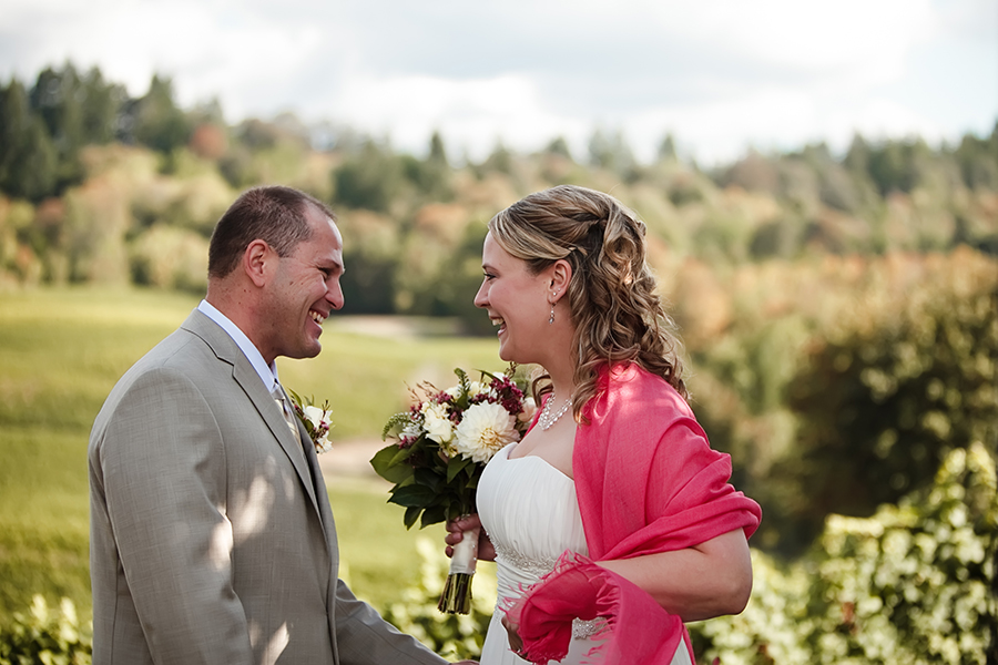 Willamette valley wedding photography