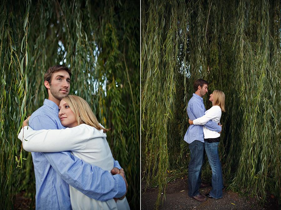 Portland engagement photographs