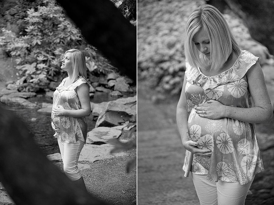 Portland maternity photography